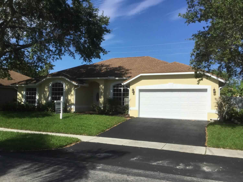 SOLD – Bank Owned Sunrise, FL Single Family Residence